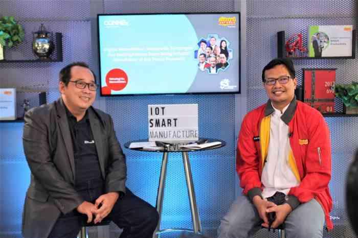 IoT Smart Manufacturing, Solusi Indosat Dukung Industri Go Digital