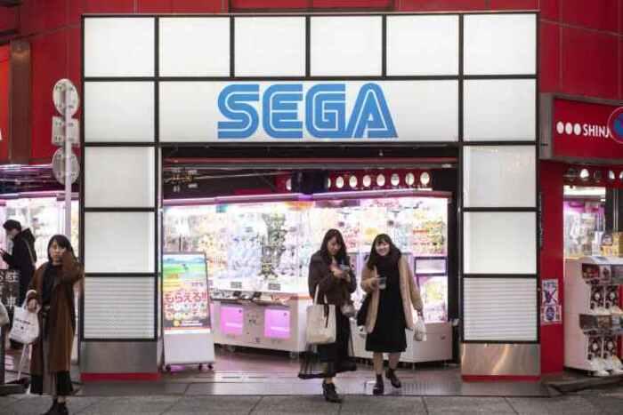 Sega Jual Bisnis Game Arcade karena Pandemi Covid-19