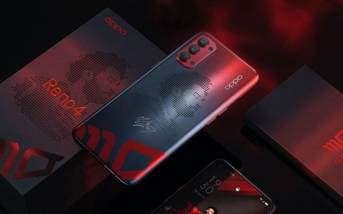 Oppo Reno4 Mo Salah Edition