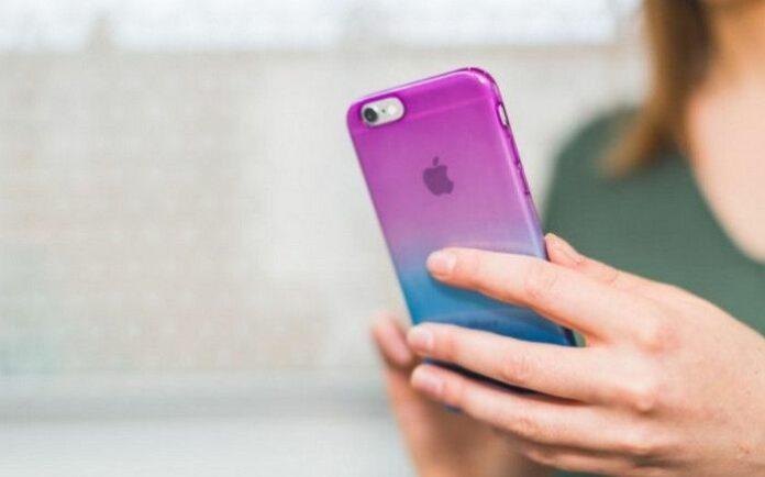 Pesan SMS iPhone 12 hilang