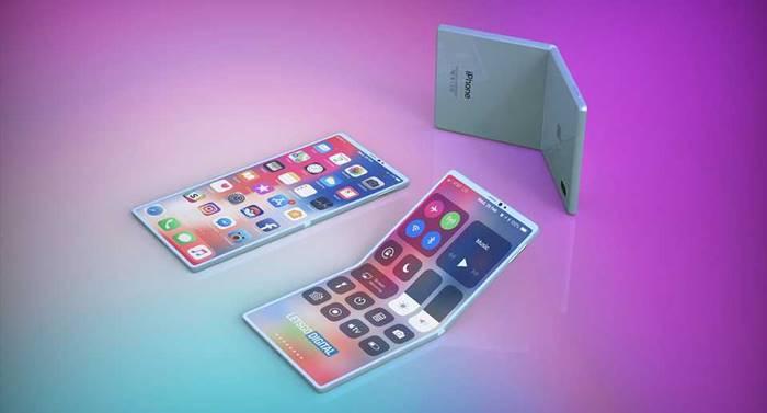 iPhone Layar Lipat