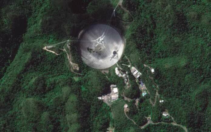 Teleskop Raksasa Puerto Rico
