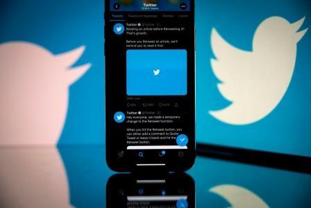 Twitter akan Pantau Cuitan Klaim Kemenangan Pilpres AS