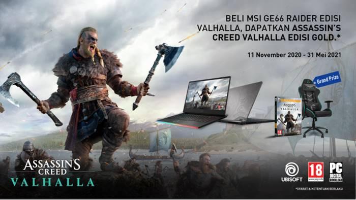 MSI GE66 Valhalla Edition