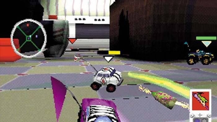 Game PS1 terbaik Twisted Metal