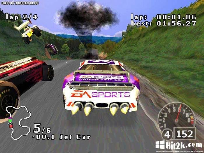 Game PS1 terbaik Nascar Rumble
