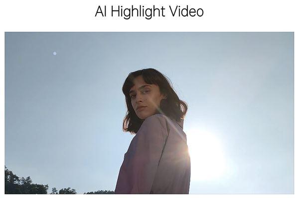 Fitur AI Highlight Video Oppo Reno5