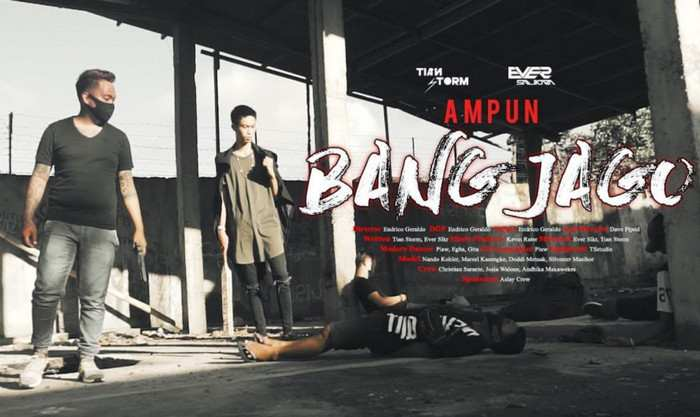 Ampun Bang Jago Jadi Lagu Paling Viral di TikTok 2020