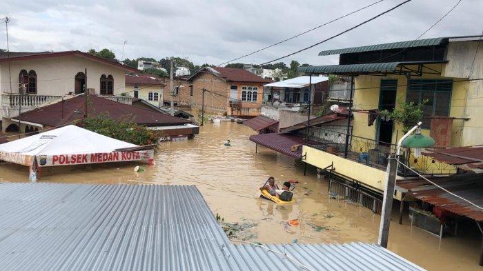 Banjir Kota Medan