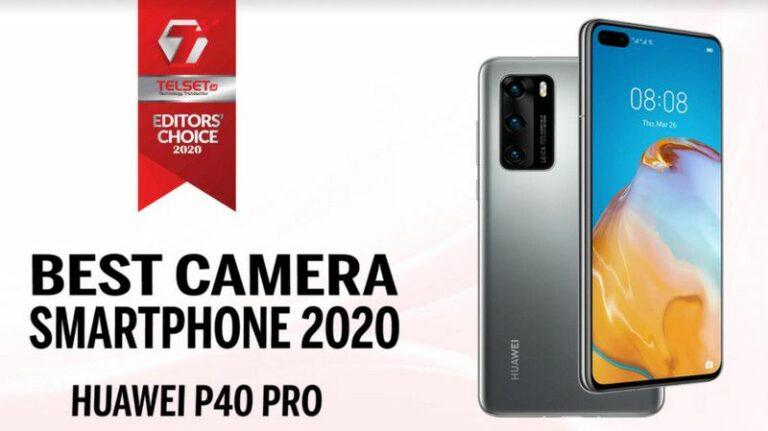Telset Editor's Choice 2020: Best Camera Smartphone