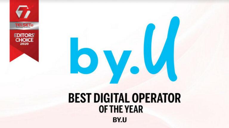 Telset Editor's Choice 2020: Best Digital Operator