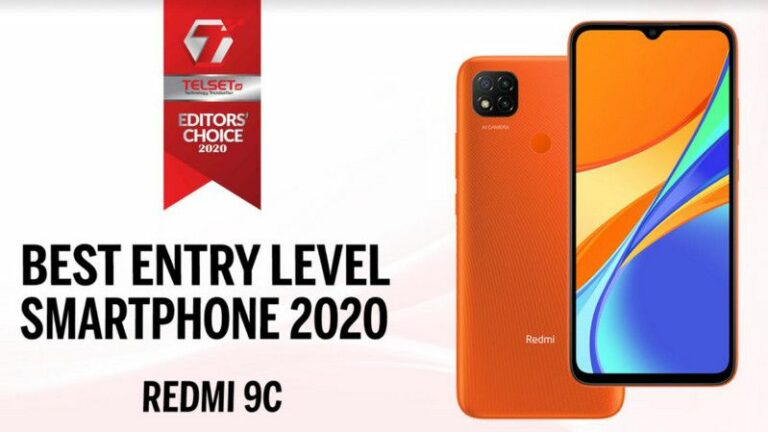 Telset Editor's Choice 2020: Best Entry-level Smartphone