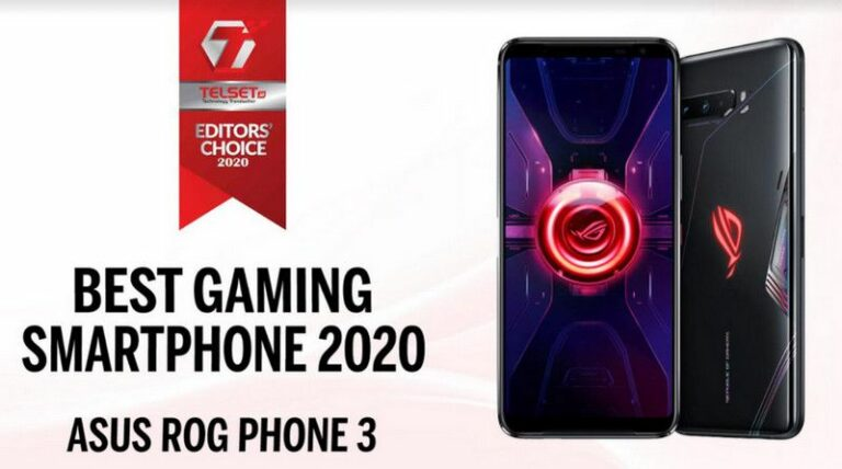 Telset Editor's Choice 2020: Best Gaming Smartphone