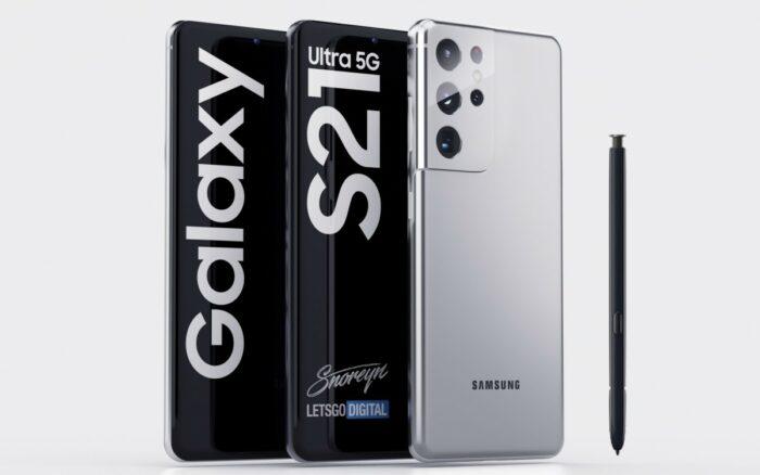 Bocoran Spesifikasi Warna Samsung Galaxy S21 Ultra