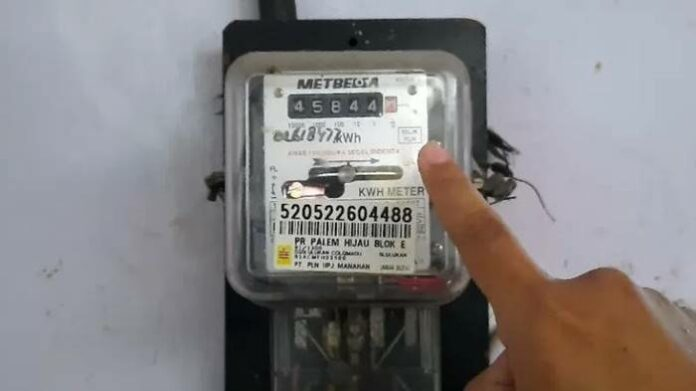 cara cek tagihan listrik