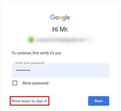 Cara Ganti Password Gmail yang lupa pakai nomor telepon