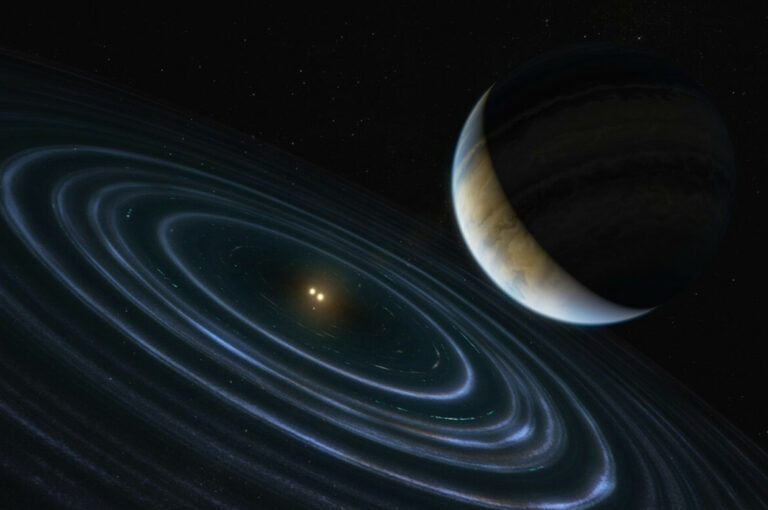 """Ekstrasurya Baru Ditemukan, Ternyata """"Sepupu"""" Planet 9"""