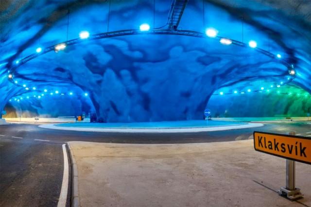Terowongan Samudera Atlantik