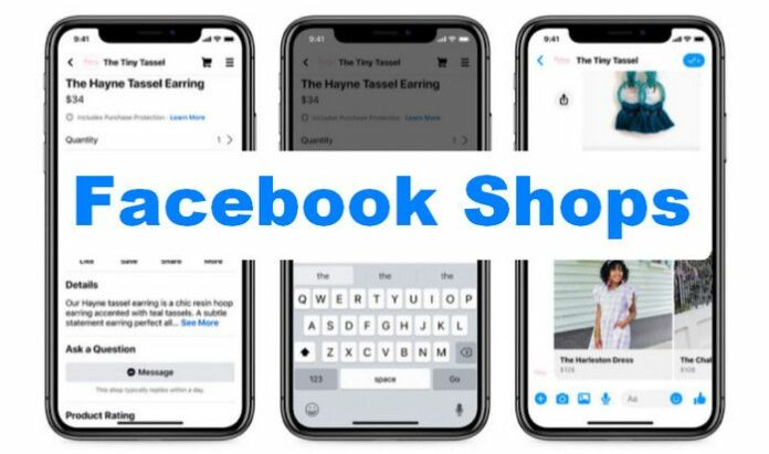 jualan online facebook shops