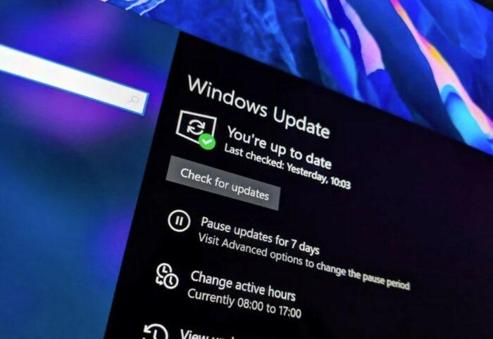 Fitur Terbaru Terbaik Update Windows 10 20H2
