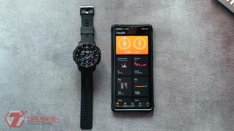 Honor Watch GS Pro, Smartwatch Standar Militer untuk Pengguna Aktif
