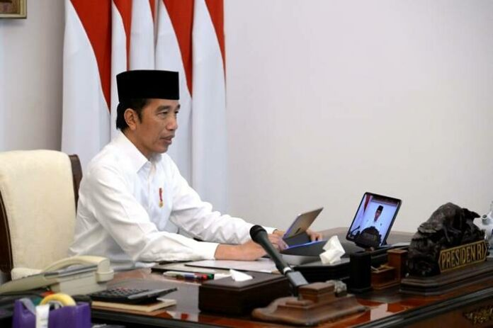 Jokowi Tesla