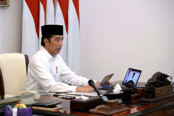 Jokowi Telepon Elon Musk, Bahas Tesla Sampai SpaceX