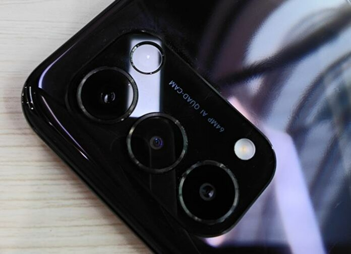 Kamera Oppo Reno5