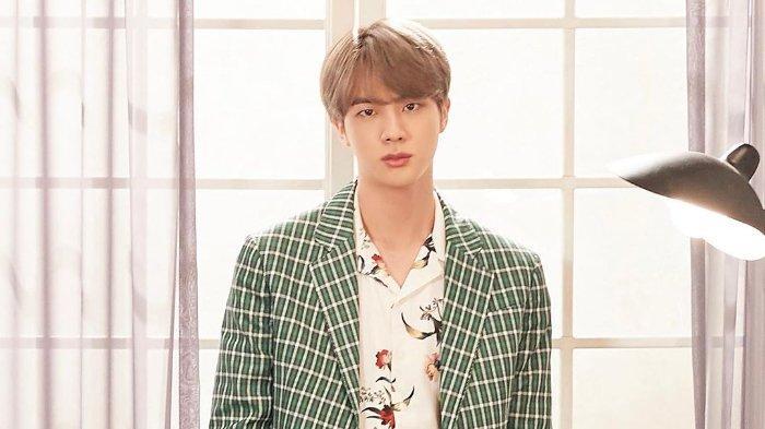 Kim Seok Jin Ulang Tahun, Fans BTS Gaungkan #HappyBirthdayJin