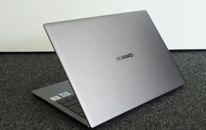 Laptop Huawei Terbaru Kirin 990