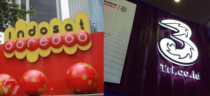 Indosat Ooredoo dan Tri Indonesia Resmi Merger