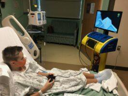 Nintendo Switch Ramah Rumah Sakit
