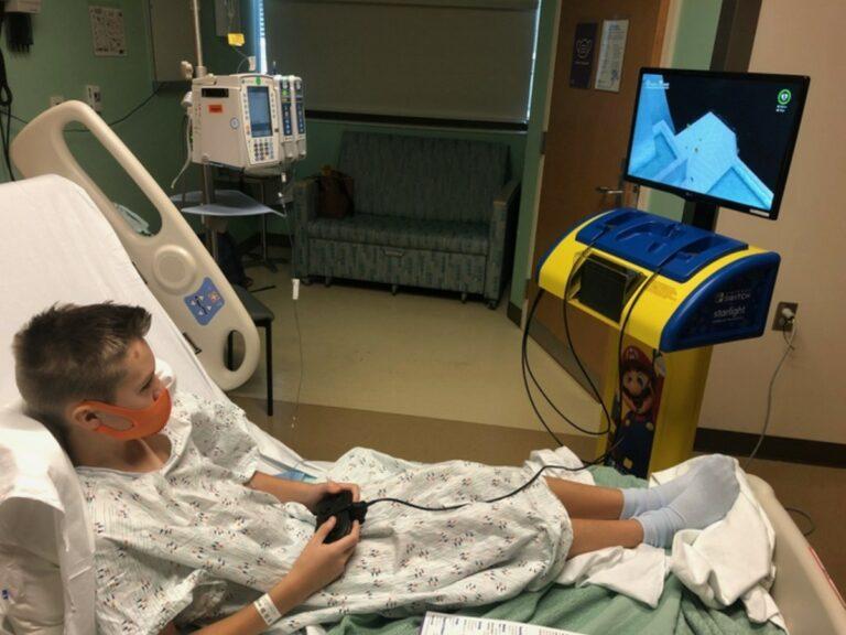 Nintendo Hadirkan Konsol Switch untuk Hibur Pasien Rumah Sakit