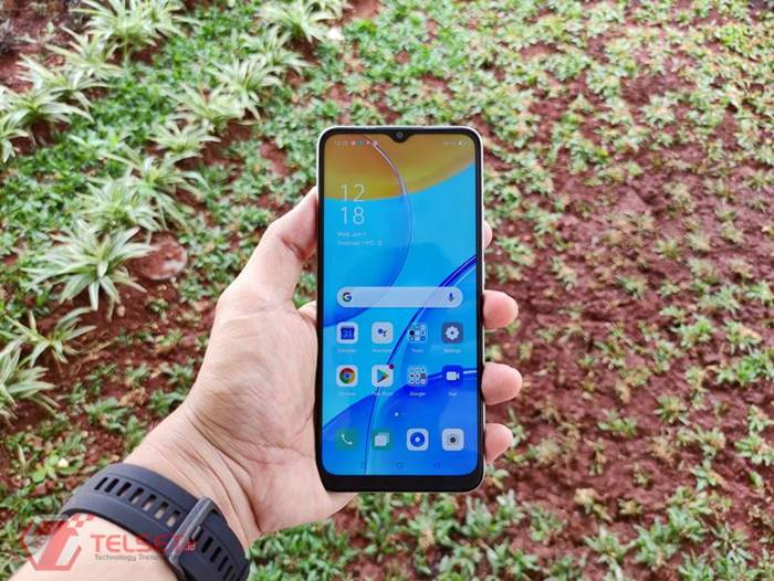 Gaming Test Oppo A15