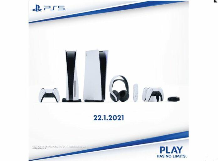 Pre order PS5