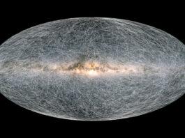 Peta 3D Galaksi Bima Sakti