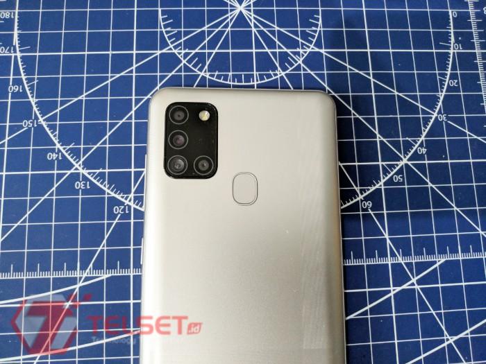 Kamera Belakang Samsung Galaxy A21s