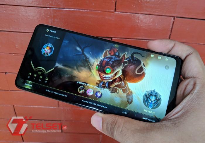 Bermain game di Samsung Galaxy A21s