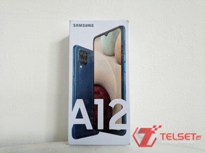 Samsung Galaxy A12 Indonesia
