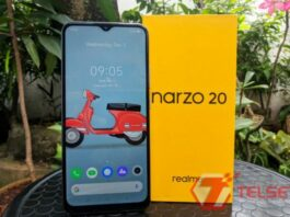 review Realme Narzo 20