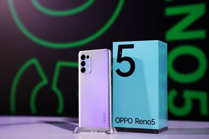 Oppo Reno5 Pro Indonesia