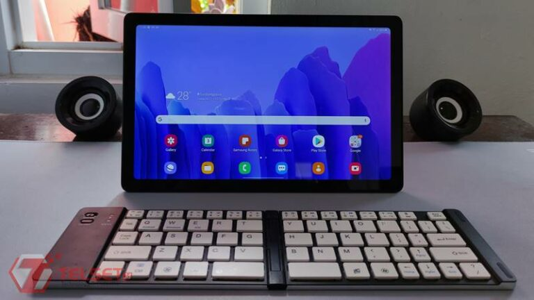 Review Samsung Galaxy Tab A7: Kemampuan Baterainya Luar Biasa!