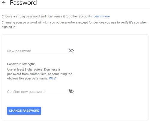 Cara Ganti Password Gmail di Laptop2