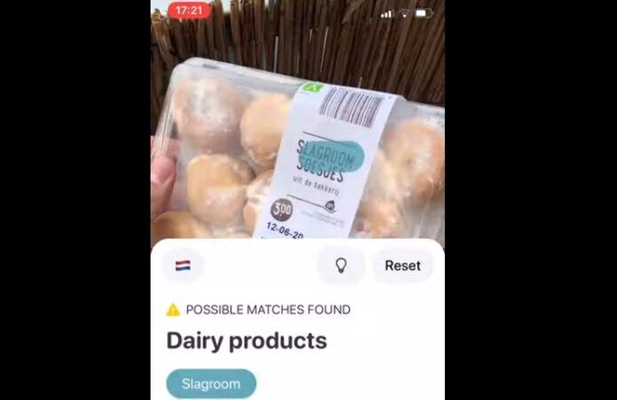 Aplikasi makanan Sehat Soosee