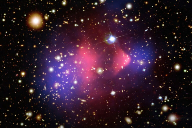 [VIDEO] Dahsyatnya Visualisasi Tabrakan Supernova dan Gugusan Galaksi