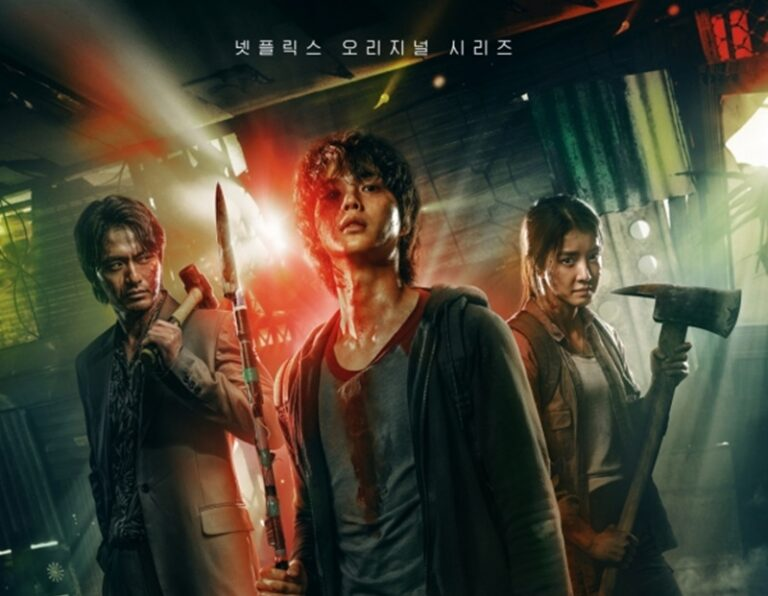 8 Drama Korea Netflix Terbaik yang Tayang Desember!