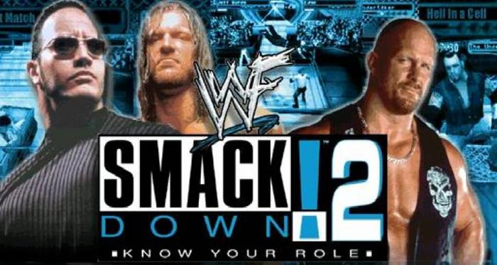 Game PlayStation 1 terbaik smack down 2