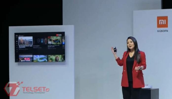 Xiaomi Mi TV 4 Bezel-less