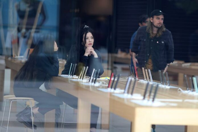 Apple Store tutup