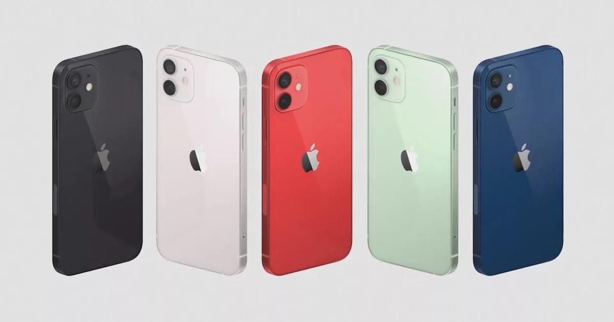 produksi iphone 12 Mini